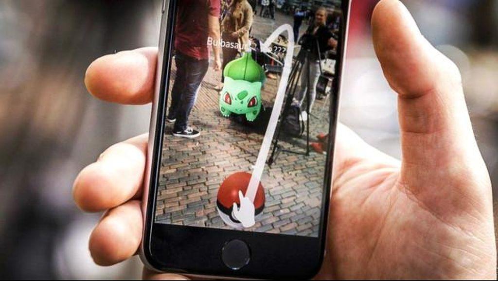 Juli: Demam Pokemon Go