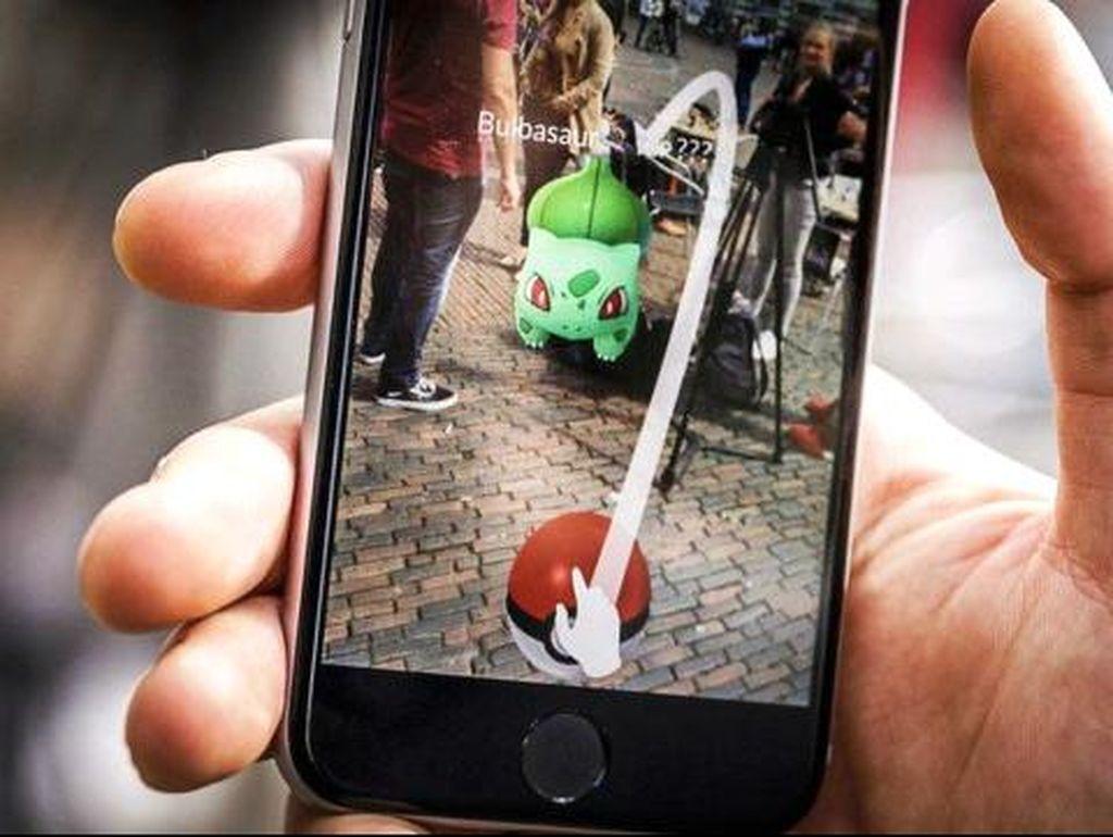 Niantic Gugat Pembuat Aplikasi Curang untuk Pokemon Go