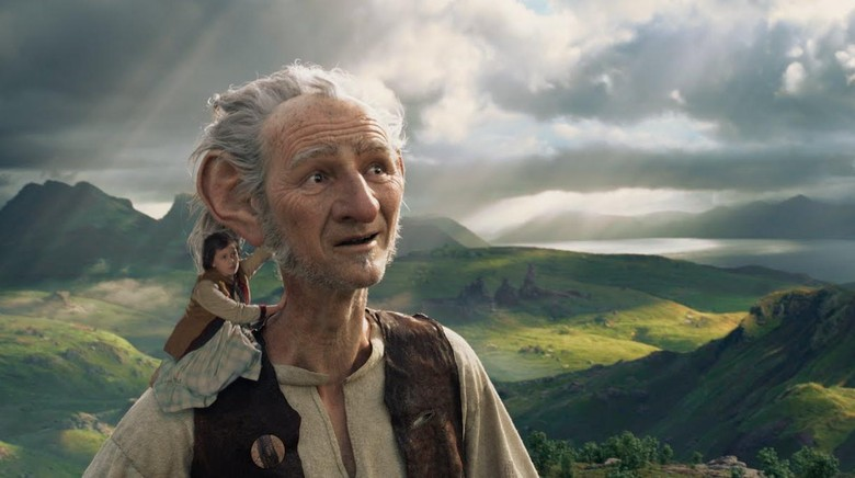 The BFG: Spielberg dan Dongeng Barunya