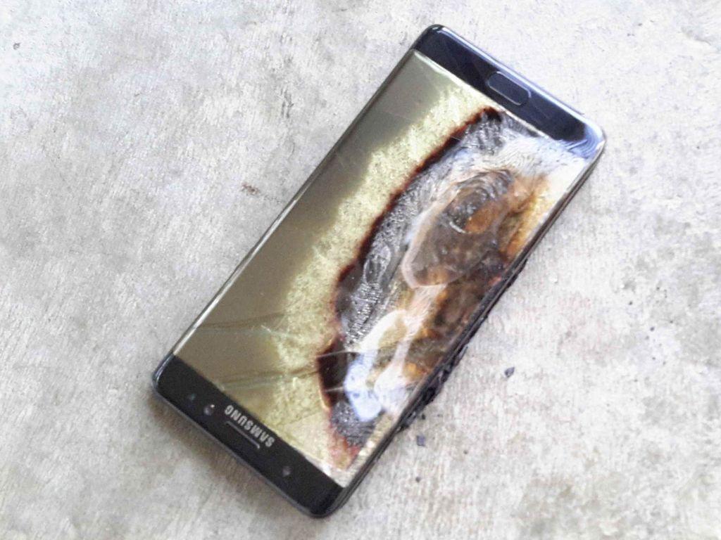 Samsung Minta Pengguna Cepat-cepat Tukar Galaxy Note 7