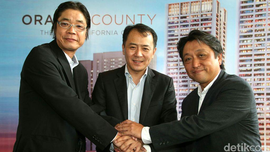 Lippo Tunjuk Kajima untuk Design Development 2 Menara Apartemen