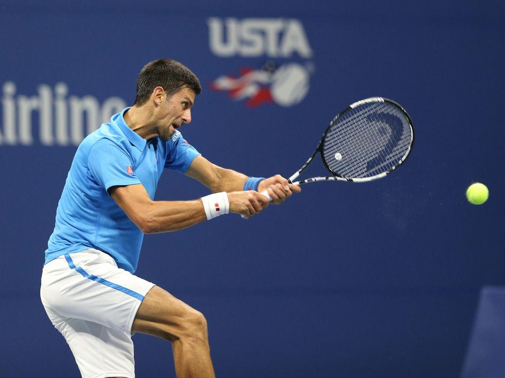 Lagi, Djokovic Lolos Setelah Lawannya Mundur