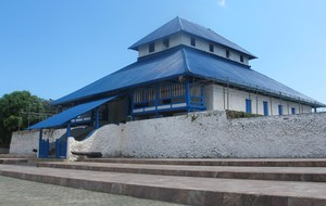 Masjid di Bau-bau yang Konon Terdengar Adzan dari Makkah