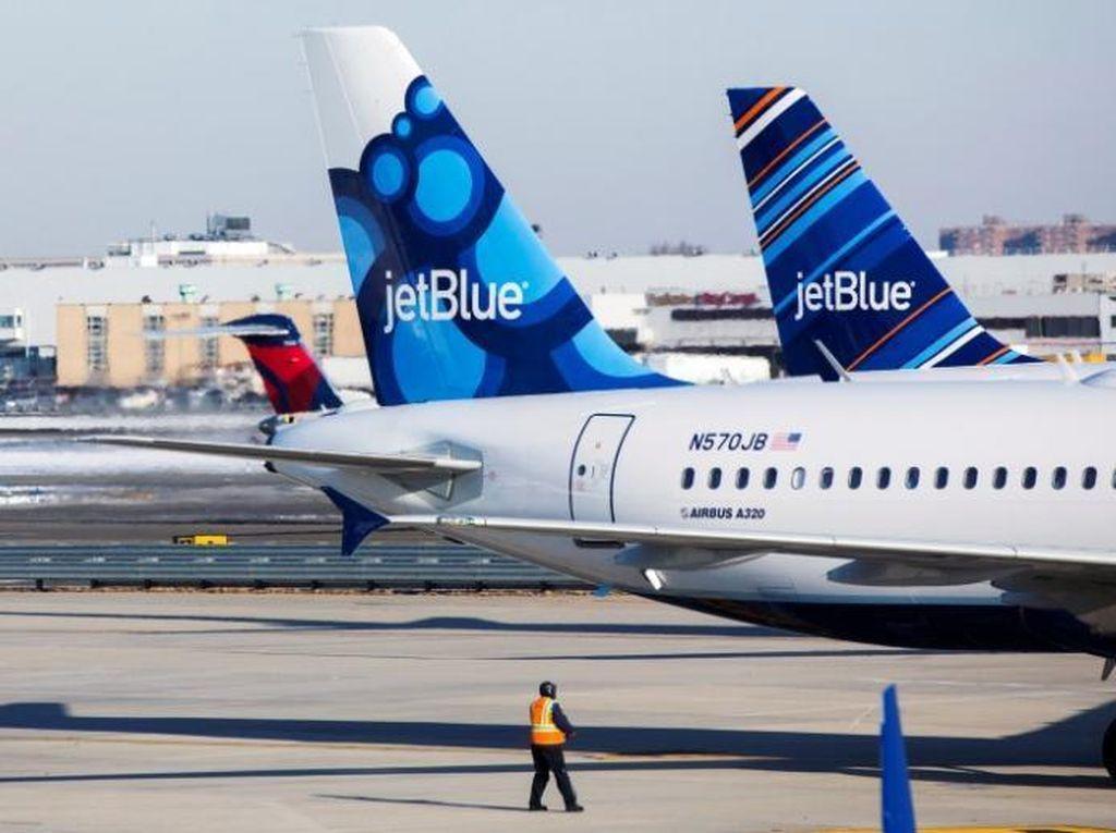 Bawa Batita Tak Bermasker, Keluarga Ini Ditolak Naik Pesawat