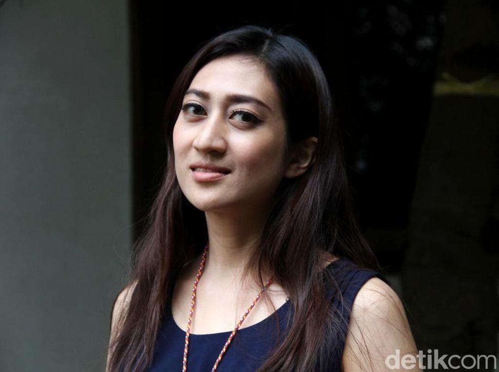 Dekat dengan Indra Bruggman, Helmalia Putri Merasa Jodoh Tak Harus Artis