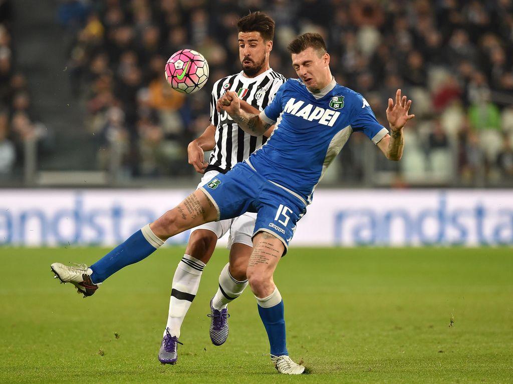 Sassuolo Menantang Juventus