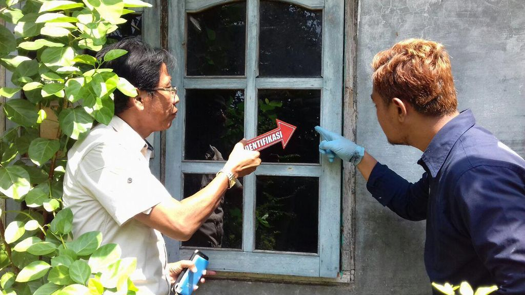 Dua Pencuri Rumah di Pulau Tidung Ini Tertangkap Berkat Sidik Jari