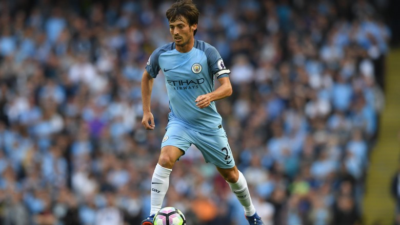 Ketiadaan Trofi Liga Champions Tak Kurangi Kebahagiaan Silva di City