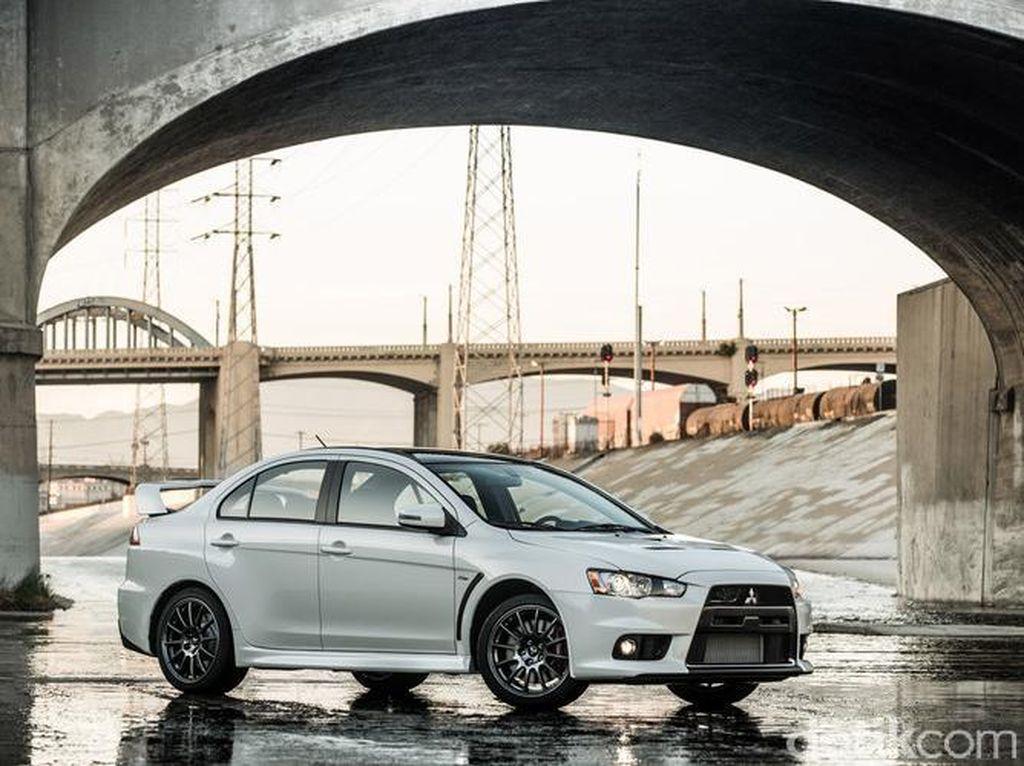 Mitsubishi Lancer Evo Siap Dilahirkan Kembali