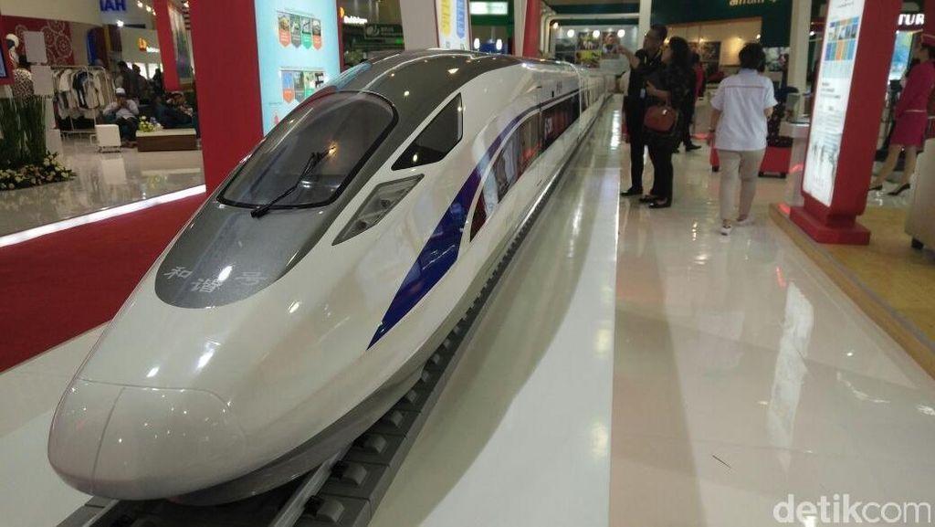24 Km Lahan untuk Kereta Cepat akan Dibebaskan, Termasuk di Halim