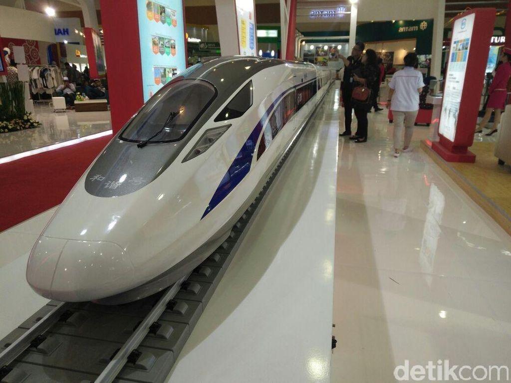 Duit Rp 405 Triliun, Bisa Bangun Kereta Cepat Jakarta-Kediri
