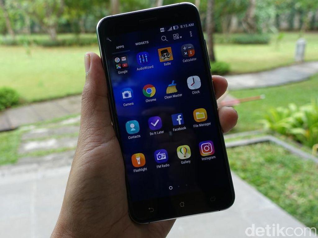 Zenfone 3 Mulai Cicipi Android Nougat