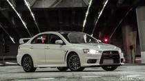 Mitsubishi Lelang Edisi Terakhir Lancer Evolution