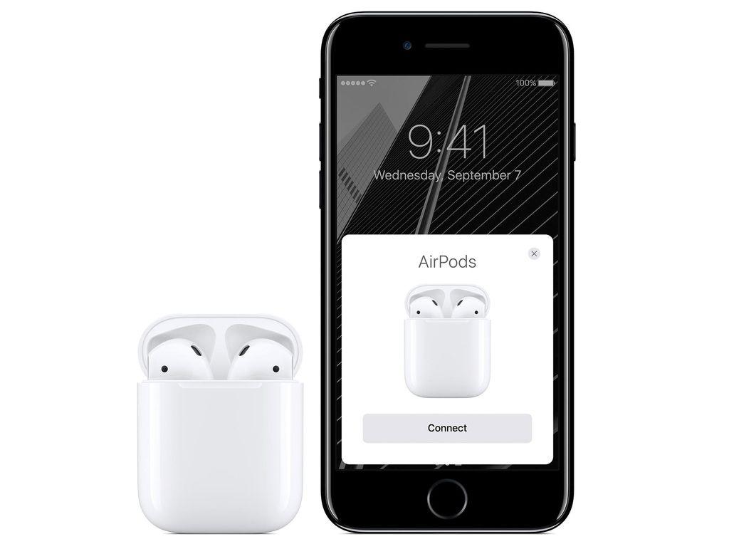 AirPod Apple Akan Dibekali Sensor Kesehatan