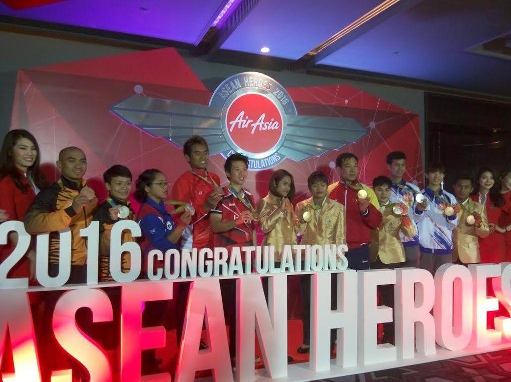 Tak Sekadar Bonus, Tony Fernandes Mau Bantu Atlet dan Olahraga di ASEAN