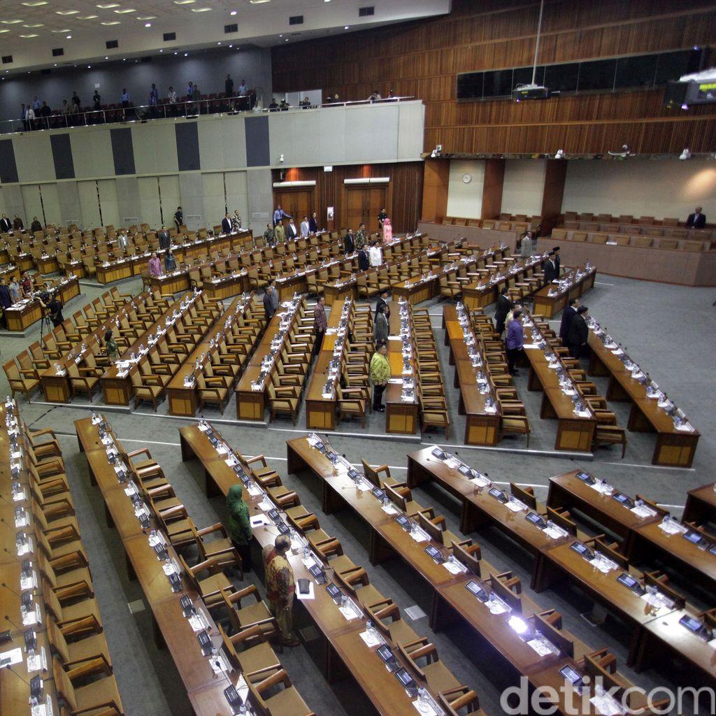 Pemerintah Siap Bahas Revisi UU MD3 Bersama DPR