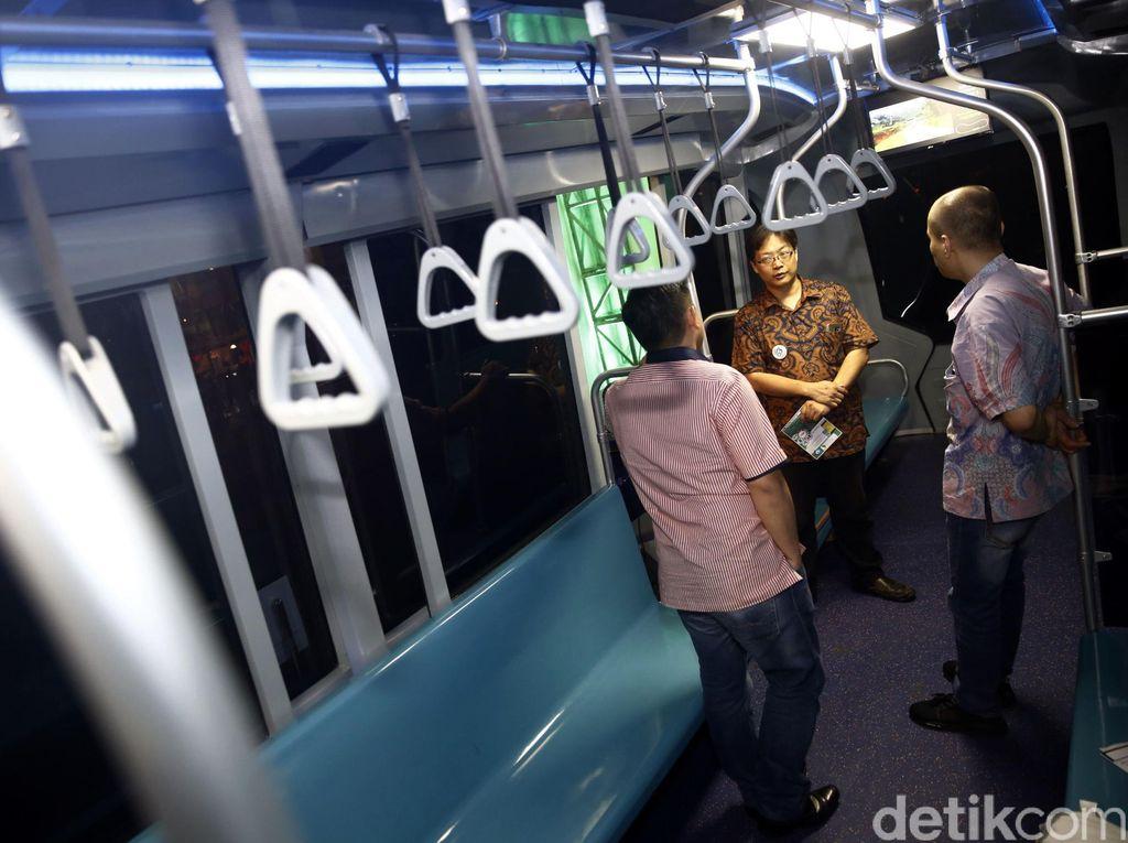 Metro Kapsul Bandung Bisa Beroperasi Desember 2017