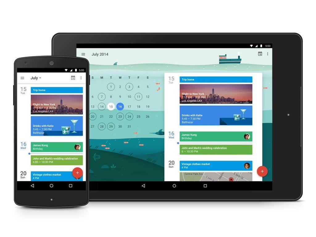 Fitur Baru Google Calendar Mudahkan Meeting