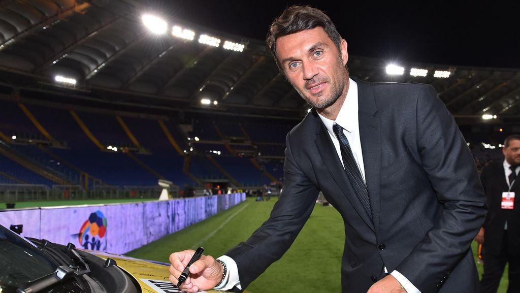 Maldini Tak Akan Melatih, Sekalipun untuk Milan
