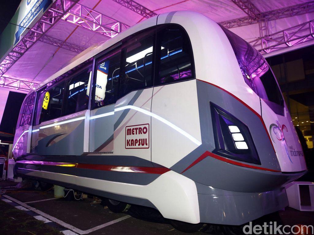Metro Kapsul Made In Subang Mejeng di JCC