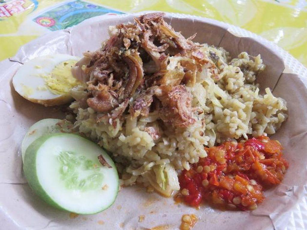 Mencicip Sego Resek Hingga Rujak Soto Khas Jawa Timur di Festival Kuliner Serpong 2016 (1)