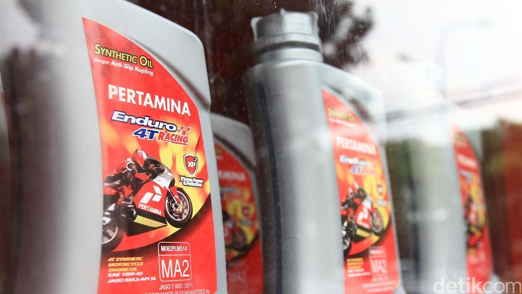 Pelumas Pertamina untuk Pajero Sport dan Kawasaki D-Tracker