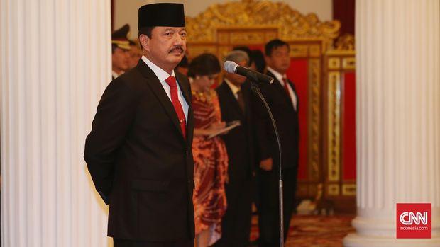 Kepala BIN Budi Gunawan disebut punya anak kandung yang terpilih jadi anggota dewan dari PDIP.