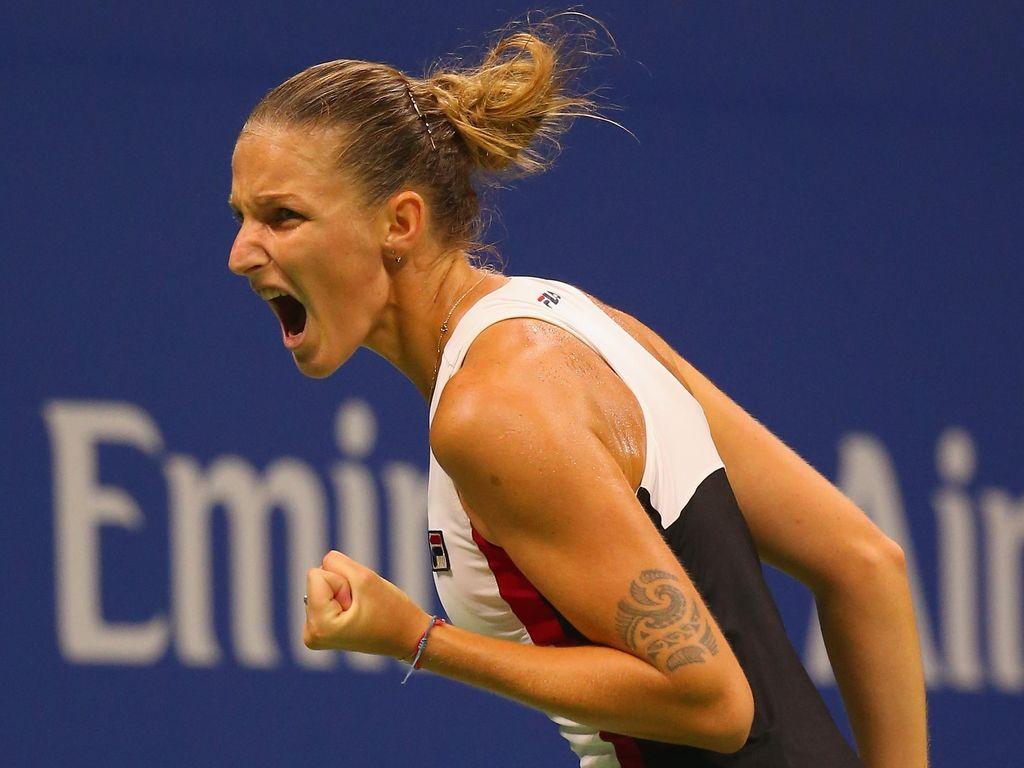 Kalahkan Serena, Pliskova: Sulit untuk Dipercaya
