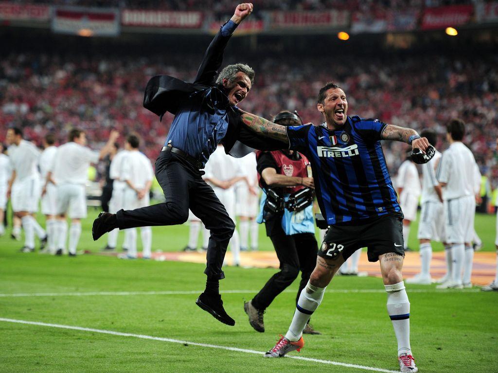 Gelar Liga Champions Inter Dikritik Mantan Pemainnya