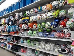 Aneka Diskon Alat Olahraga di Transmart Carrefour