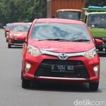 LCGC Jadi Taksi Online, Semua Produsen Menikmatinya