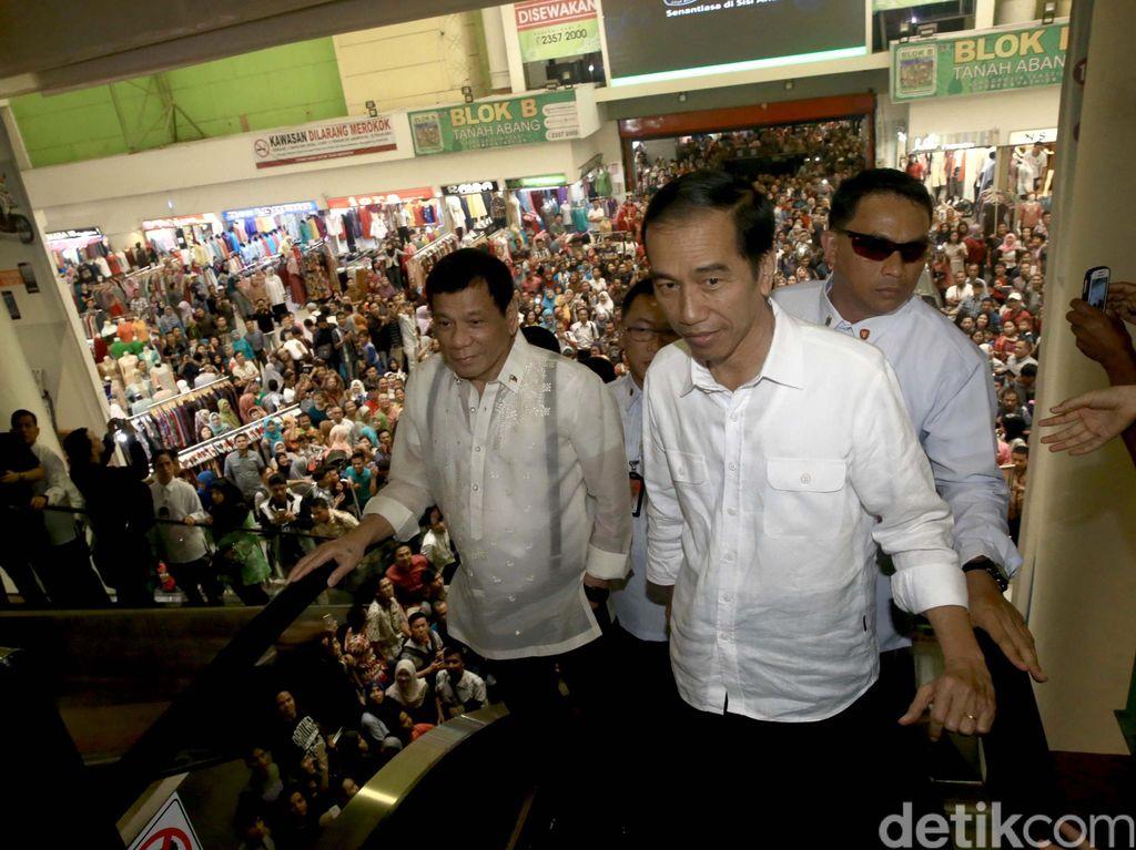 Pelantikan Jokowi, Wapres China hingga Duterte Akan Tumpangi Mercy S450