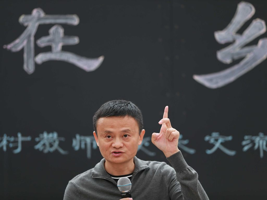 Tak Heran Jack Ma Sukses, Pidatonya Saja Begini