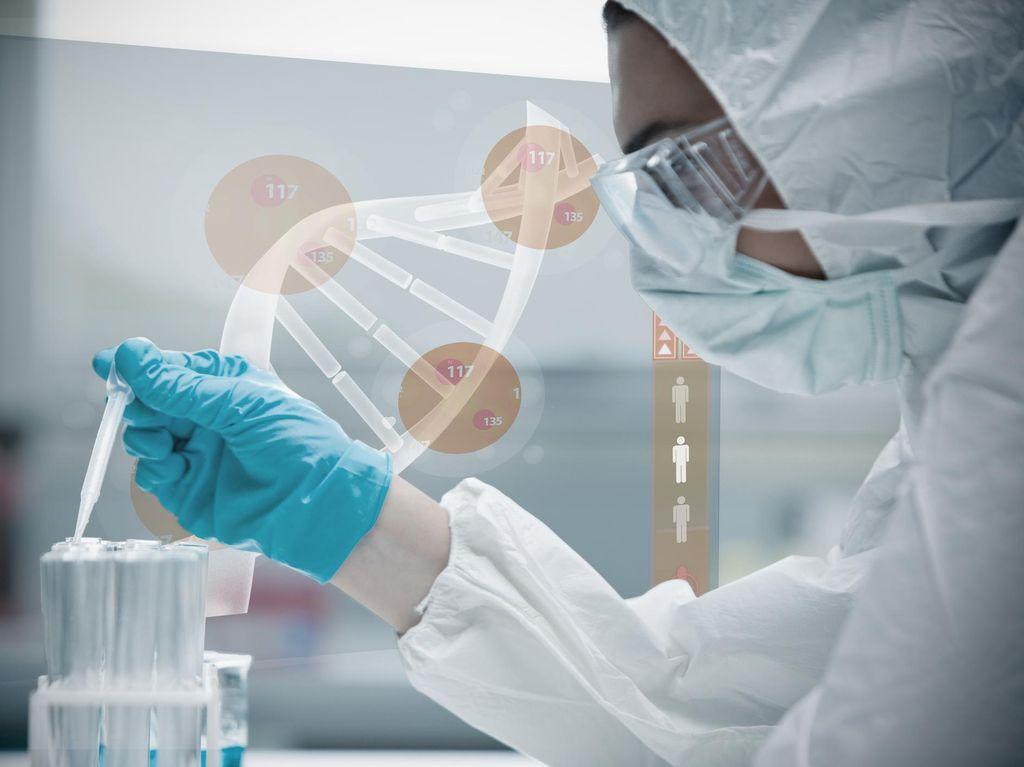Mutasi Genetik Bikin Wanita Ini Tak Bisa Merasakan Sakit