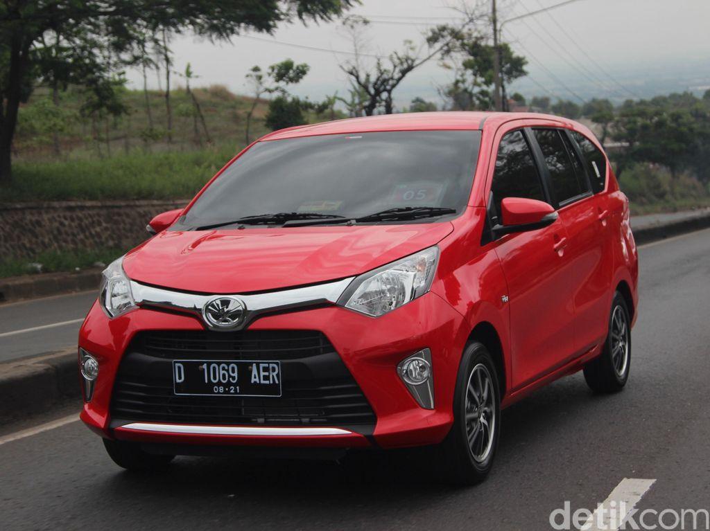 Bakal Ada LCGC Jilid II, Toyota Perbarui Calya-Agya?