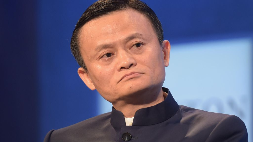 Pria Ini Habiskan Rp 2 Miliar Demi Mirip Jack Ma