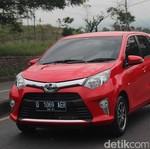 Toyota Tak Berniat Tambah Model LCGC untuk Taksi Online