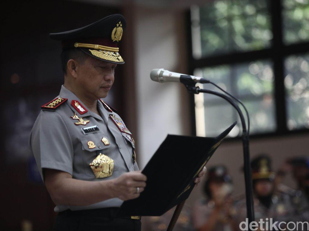Kapolri Sebut Irjen Iriawan Jadi Kandidat Kapolda Metro Jaya