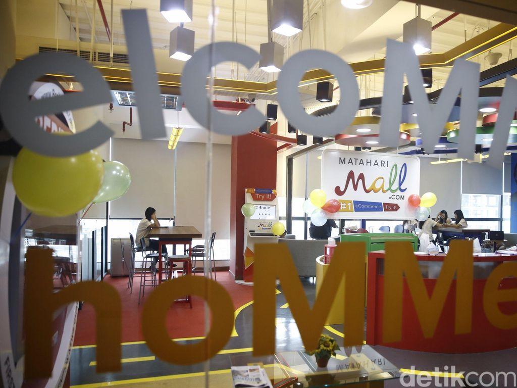 e-Commerce dengan Jangkauan 483 Kota di Indonesia