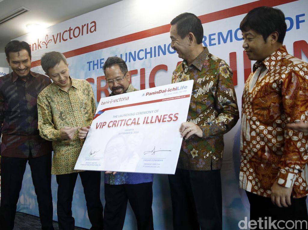Kerjasama Asuransi Jiwa VIP Critical Illness