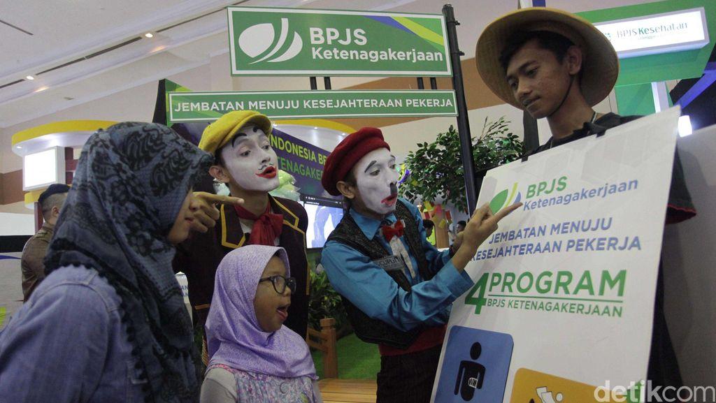 130 Juta Pekerja di RI Harus Dilindungi BPJS Ketenagakerjaan