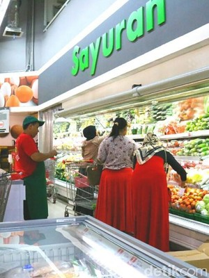Transmart Carrefour Gelar Promo 4 Hari Spesial