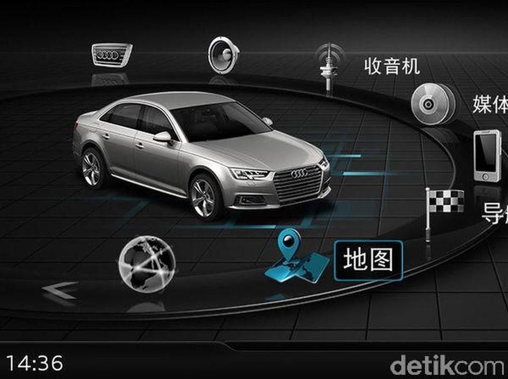 Siap-siap dengan Teknologi Masa Depan, Audi Gandeng Alibaba, Baidu dan Tencent