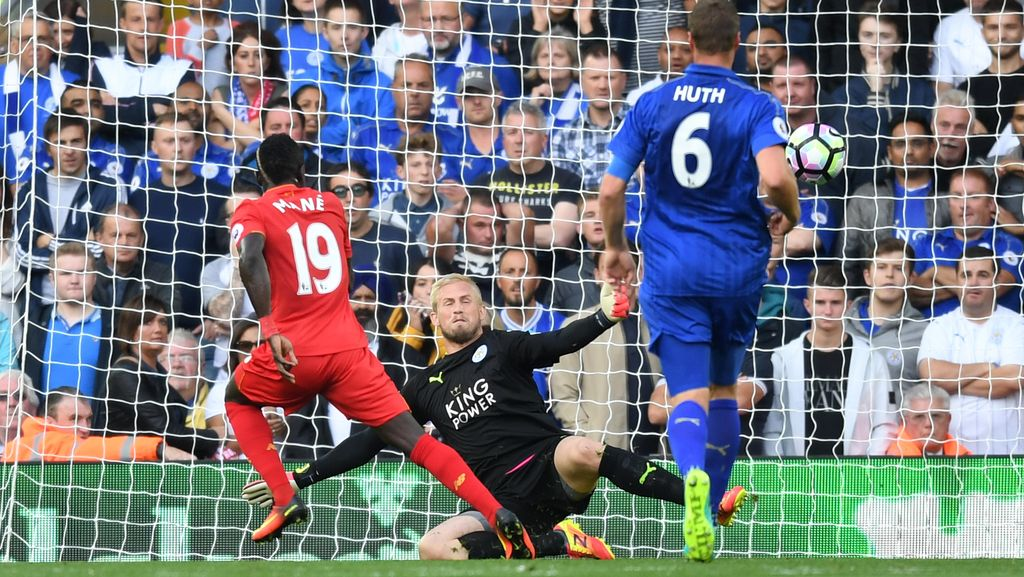 Liverpool Harus Anggap Leicester seperti Spurs