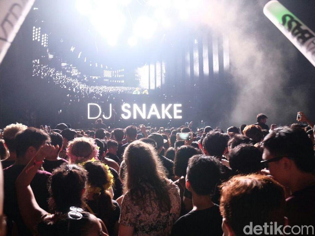 DJ Snake Rilis Video Klip Vertikal Pertamanya