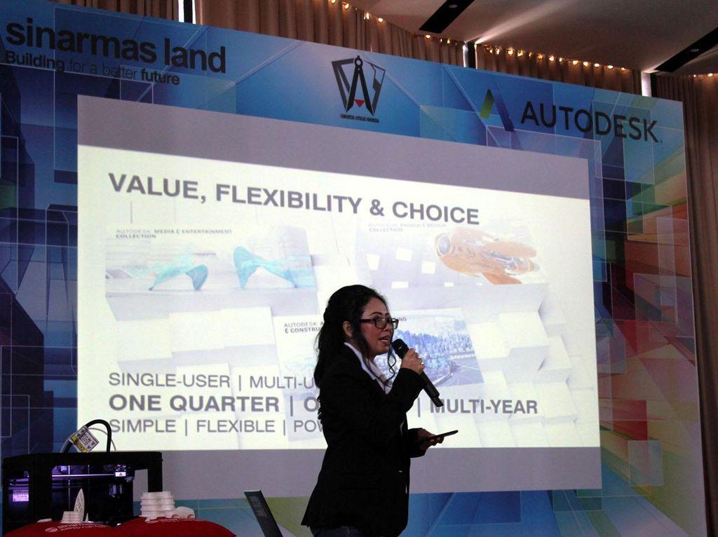 Komunitas Autocad Indonesia Kumpul di BSD