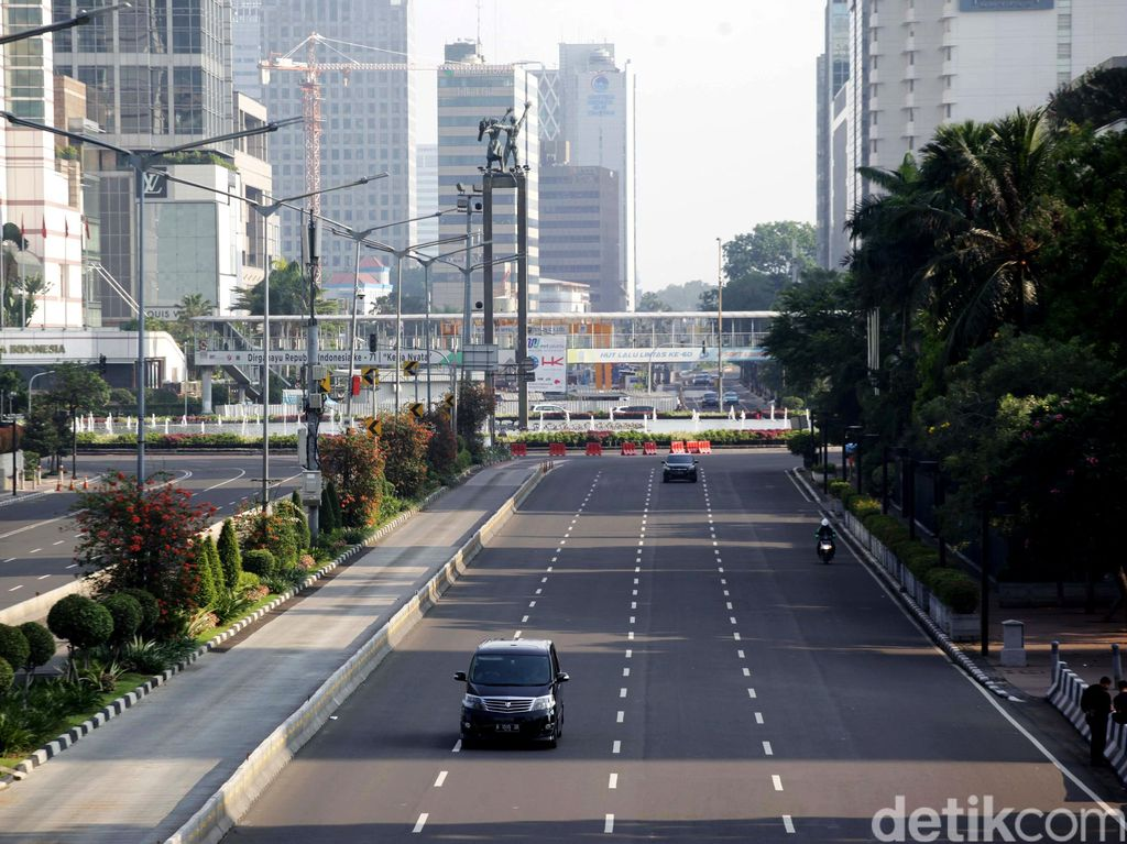 Jakarta Lockdown Akhir Pekan, Travelers Setuju?