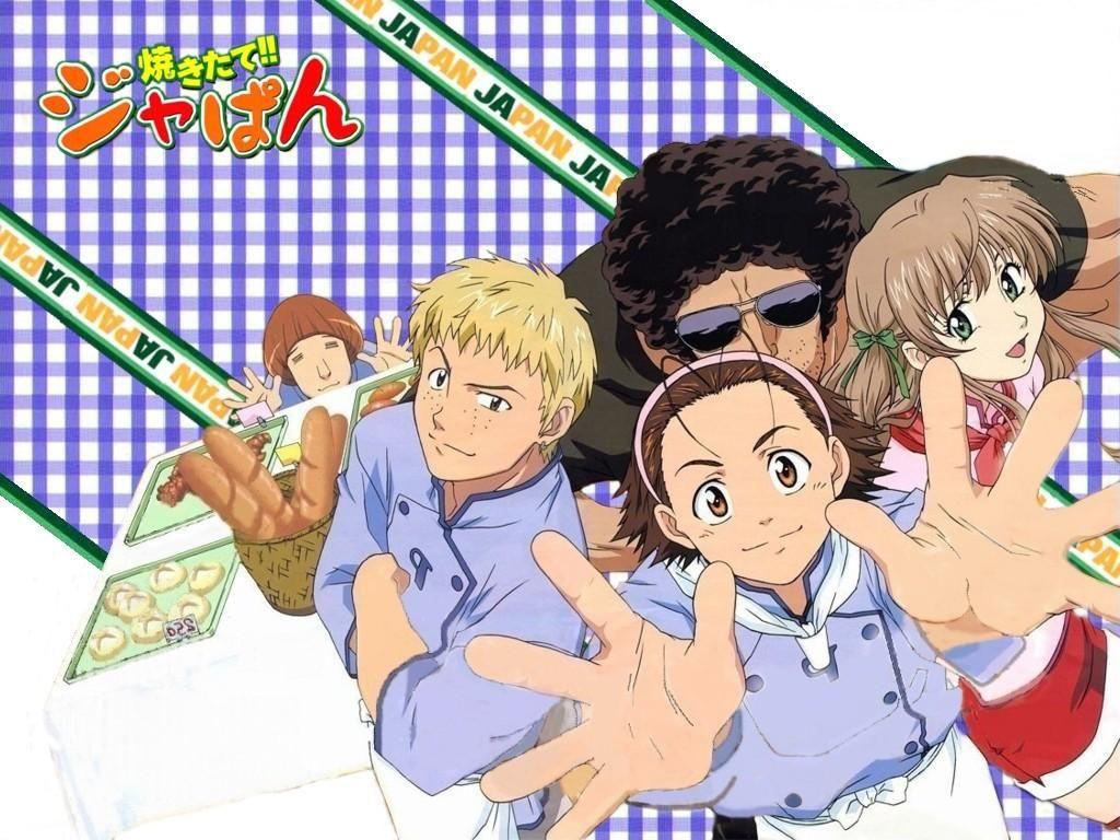 10 Rekomendasi Anime Terbaik tentang Memasak yang Bikin Lapar