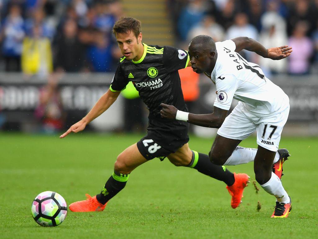 Kecewa dengan Hasil Imbang, Azpilicueta Soroti Gol Kedua Swansea
