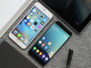 Ledakan Note 7 Dipicu iPhone 7